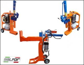 Balfort kloofomachines