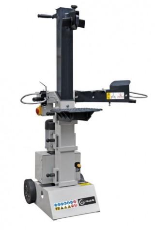 Lumag HOS8A Kloofmachine nu met splijtkruis en verlengsnoer
