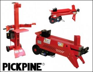 Pickpine kloofmachine